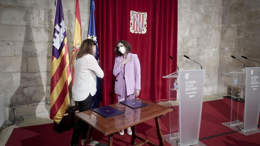 PSOE y Podemos hacen avanzar la reforma de las herencias en vida de Baleares