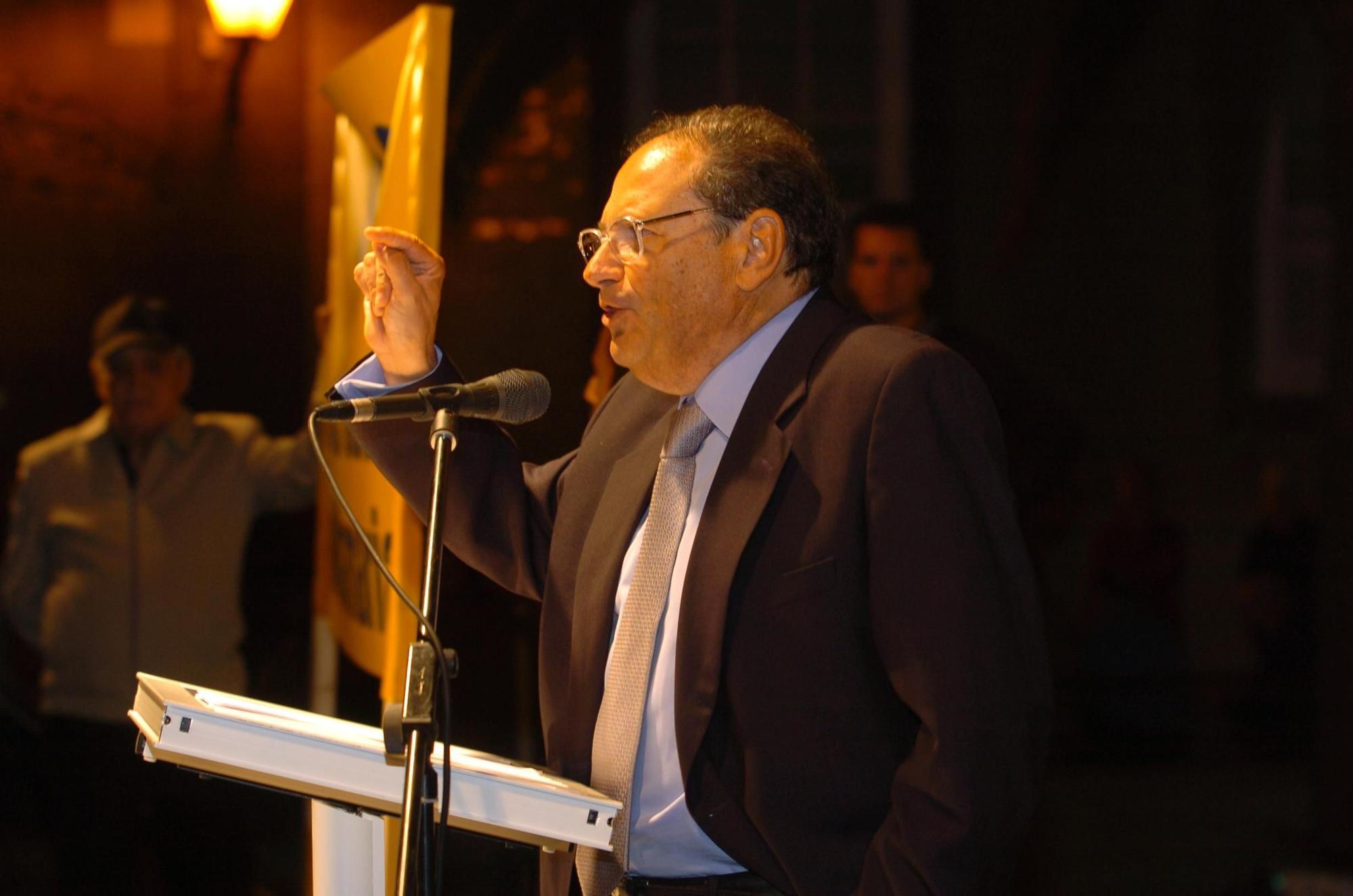 La vida de Onelio Ramos Medina, en imágenes