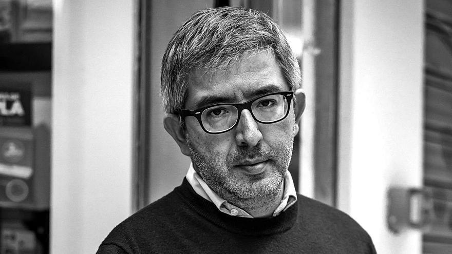 Jordi Amat : «Todo lo que toca el 'procés'  se convierte en mierda»