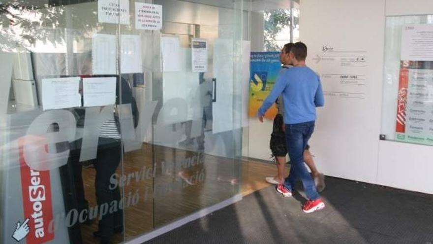 España y Grecia, a la cabeza del desempleo en Europa