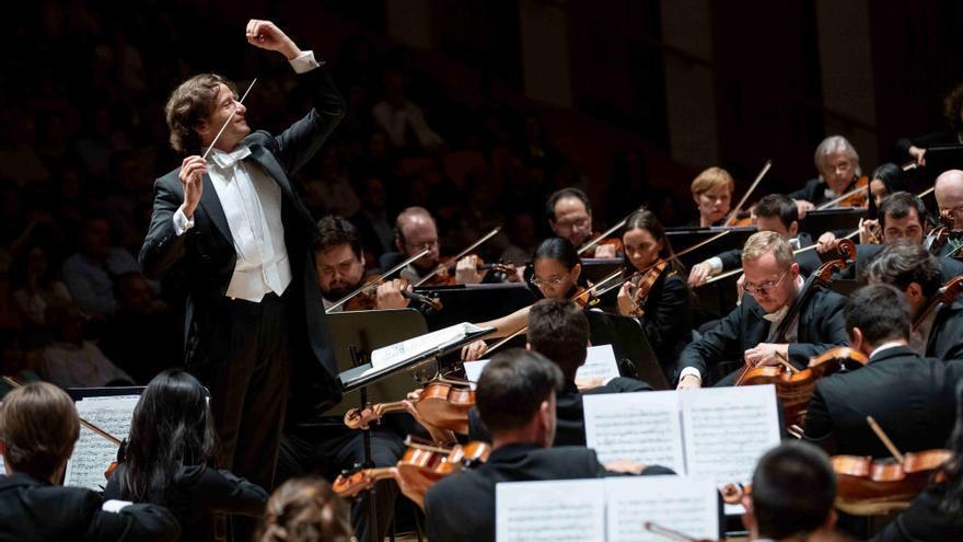 Gustavo Gimeno regresa a Les Arts para dirigir obras de Stravinski