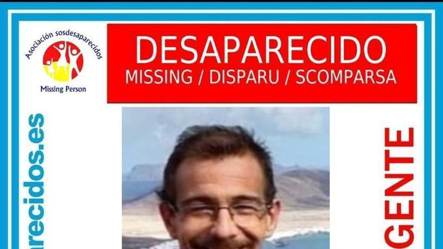 Buscan a un hombre de 43 años desaparecido en Arrecife