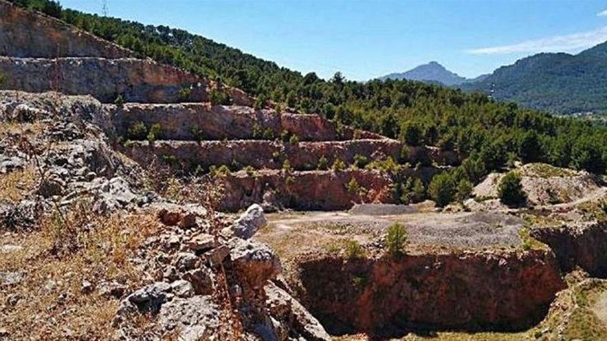La restauración de la cantera de Can Rosselló recibe varias alegaciones