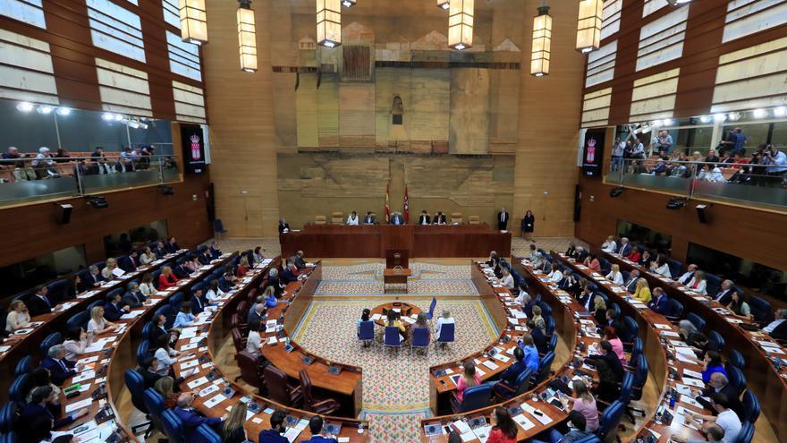 Los tribunales decidirán si hay elecciones anticipadas en Madrid