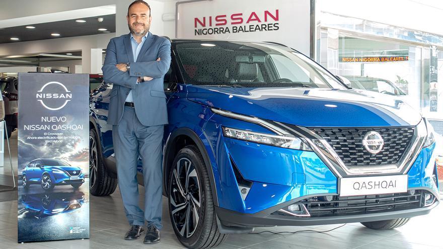 Nissan Nigorra Baleares tendrá en exposición el nuevo Qashqai hasta el sábado 5 de junio