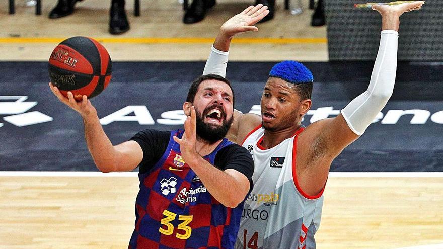 Barça i Baskonia, a buscar l'ACB