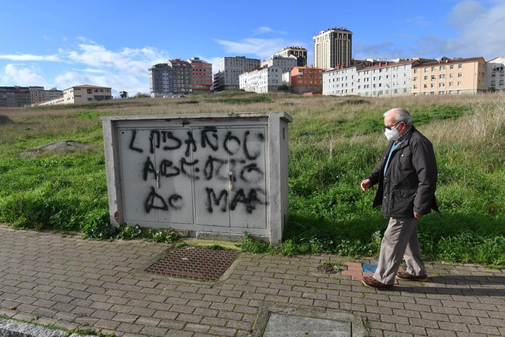 El BNG lleva As Percebeiras al Parlamento gallego