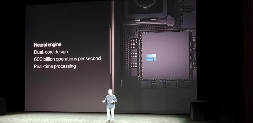 El motor neuronal del reconocimiento facial del iPhone X hace 600.000 millones de operaciones por segundo.