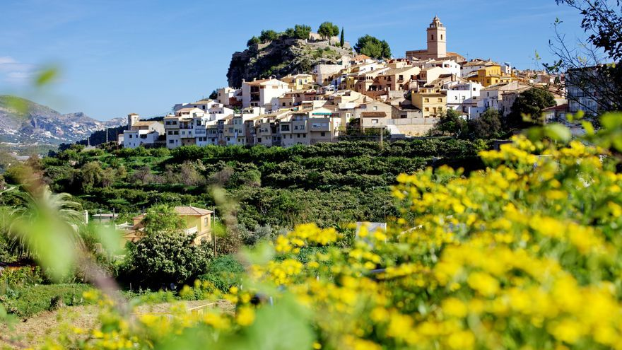 5 pueblos con encanto que podrás descubrir en la provincia de Alicante