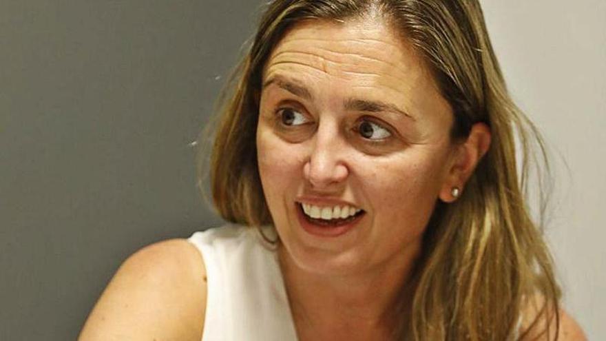 Las organizaciones empresariales ven en María Calvo un buen relevo para Feito