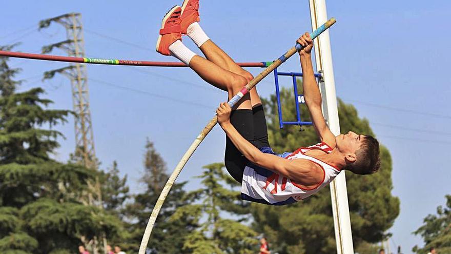 L'Avinent Manresa aconsegueix vuit medalles als catalans sub-16 de Lleida