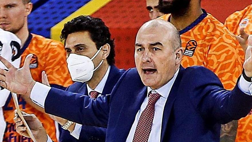 Las pérdidas condenan al Valencia Basket en el Palau