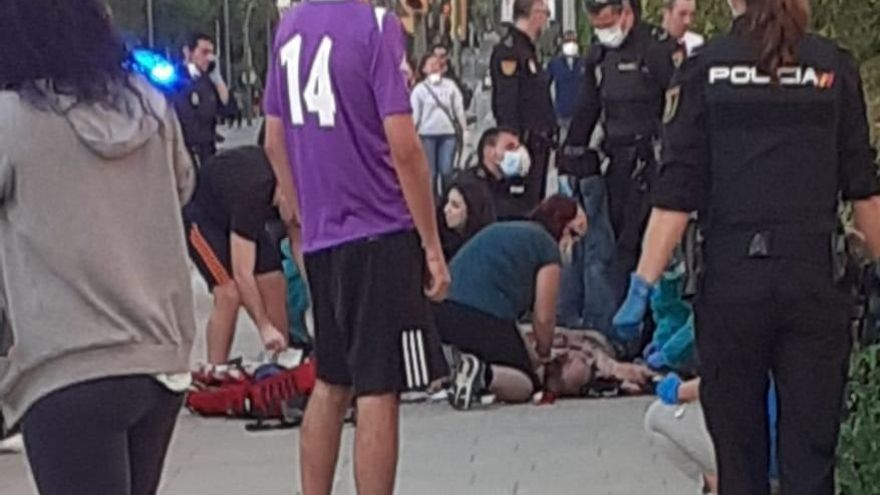 El guardia civil que cosió a puñaladas a un compañero en Huesca afronta casi 20 años de cárcel