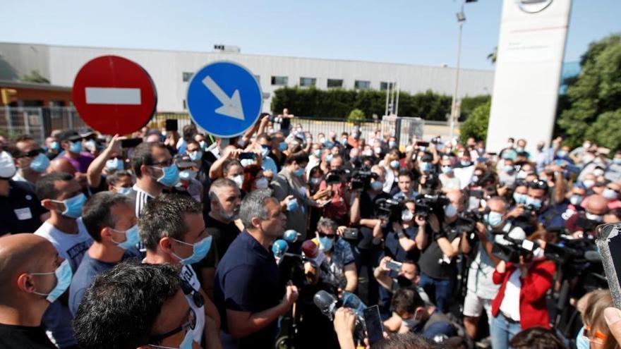 Nissan, dispuesto a negociar el cierre en Barcelona más allá de junio de 2021