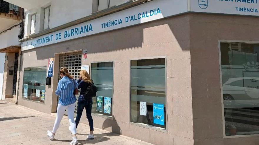 Burriana abre la tenencia del puerto tras un año cerrada