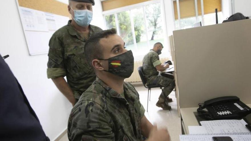 El rebrote de contagios obliga a contratar otra vez a una treintena de rastreadores