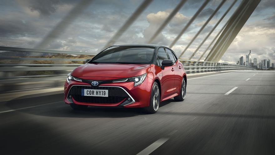 Los 10 coches híbridos más vendidos en mayo de 2021 en España