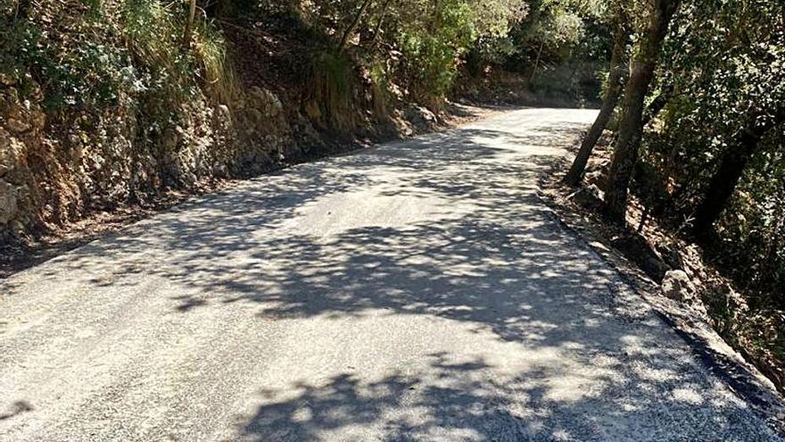 Pollença culmina la reforma del camino del Puig de Maria