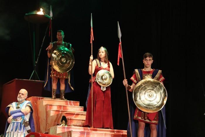 Desembarco de la Armada Carthaginesa