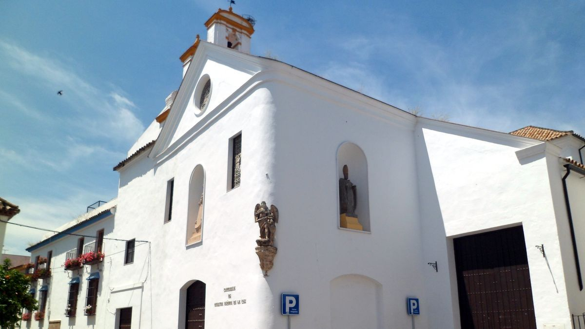 Parroquia de Nuestra Señora de la Paz.