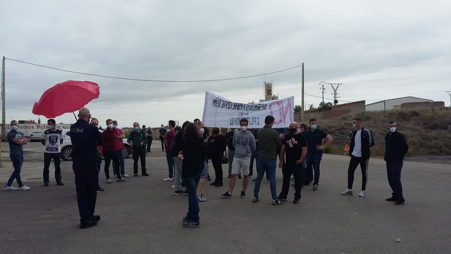 La plantilla de Adient en Calatorao vota el preacuerdo alcanzado con la empresa