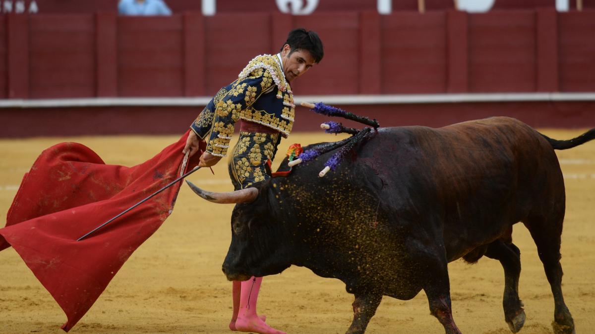 Segunda de abono de la Feria Taurina de La Malagueta de 2021