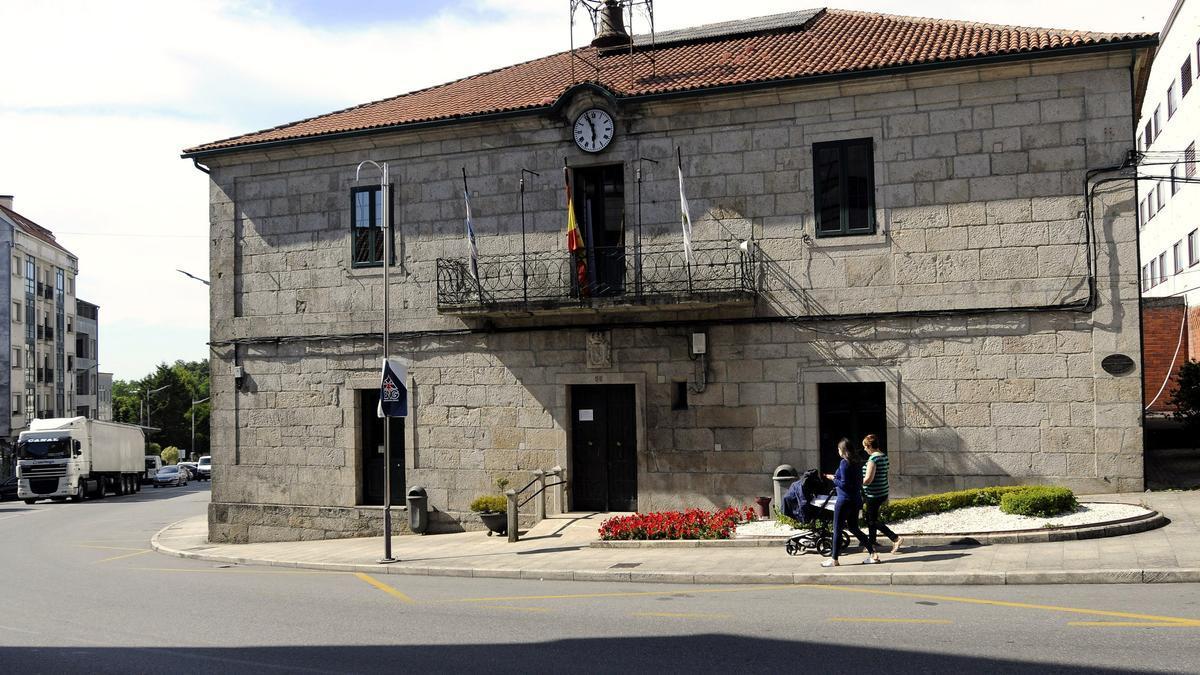 Casa consistorial de Silleda.
