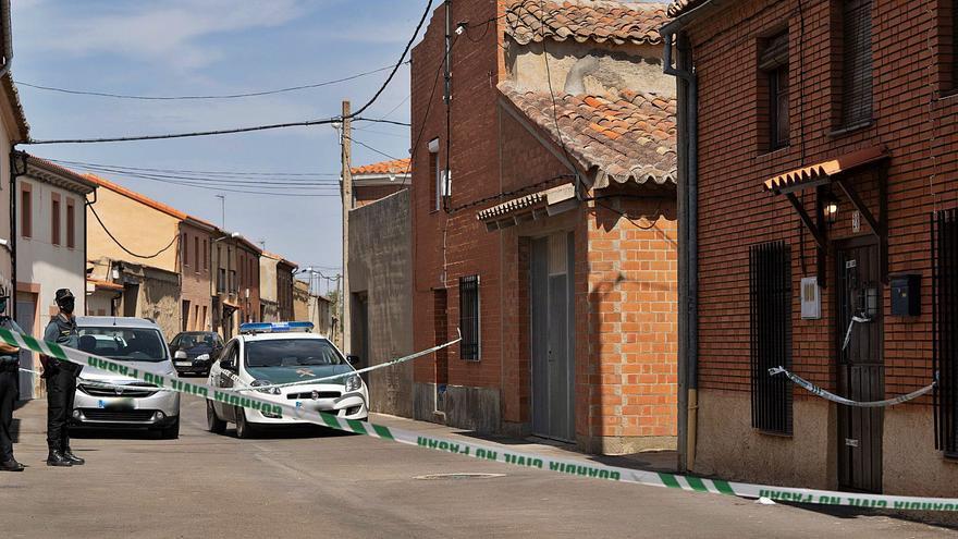 La Guardia Civil investiga la agresión a una mujer en Villarrín mientras dormía