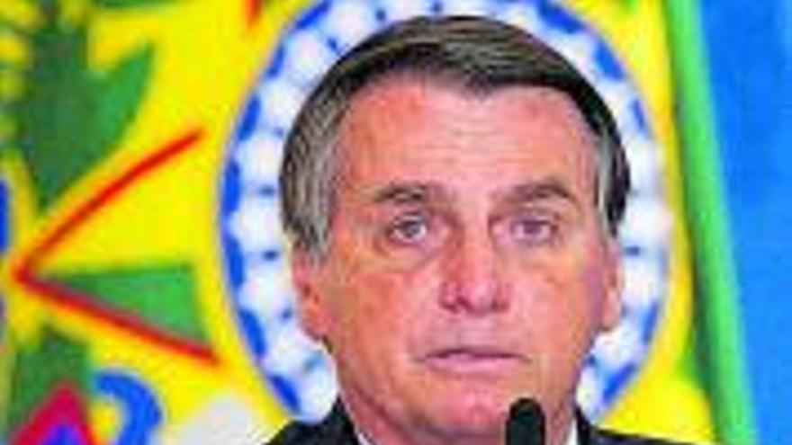 Jair Bolsonaro amenaça de suspendre les eleccions brasileres al més pur estil Donald Trump