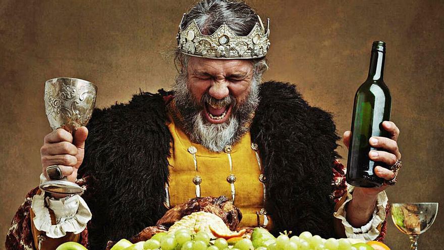 Comer en tiempos de Moros y Cristianos