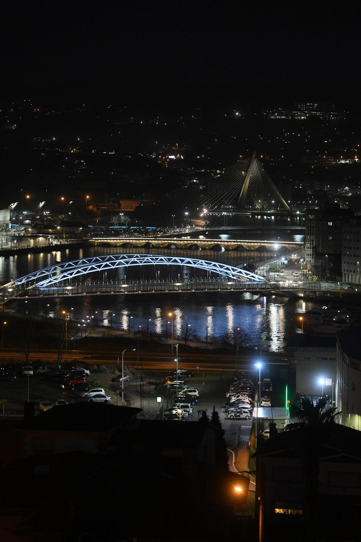 Pontevedra se llena de luz y color