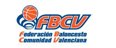 Logo Federación de Baloncesto C. Valenciana