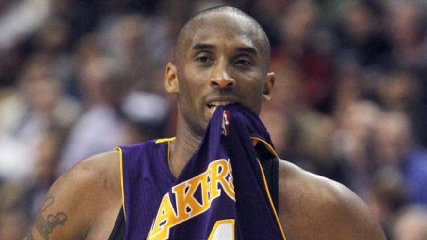 La victoria de los Sixers le roba el protagonismo a Kobe Bryant