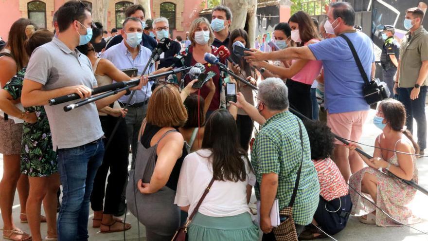 El Col·legi de Periodistes creu que «s'ha aprofitat» la pandèmia per limitar l'exercici del periodisme