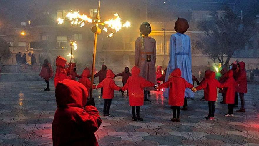 Sant Vicenç anul·la la Festa Major d'Hivern a causa de la pandèmia