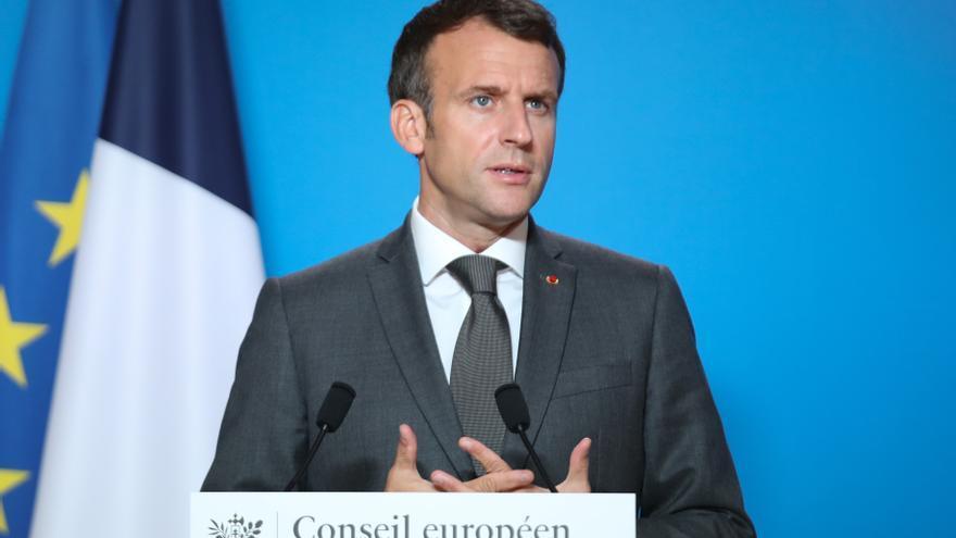 """Macron dice que la UE """"no está madura"""" para modificar el sistema tarifario eléctrico"""