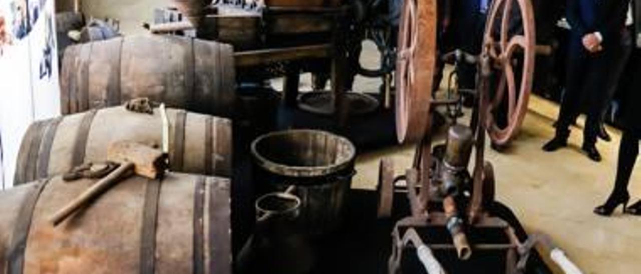 Pinoso busca el turismo del mármol y el vino