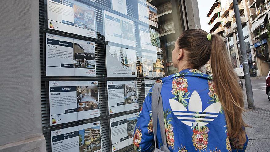 El mercat de l'habitatge acomiada el segon trimestre en el màxim dels últims 14 anys