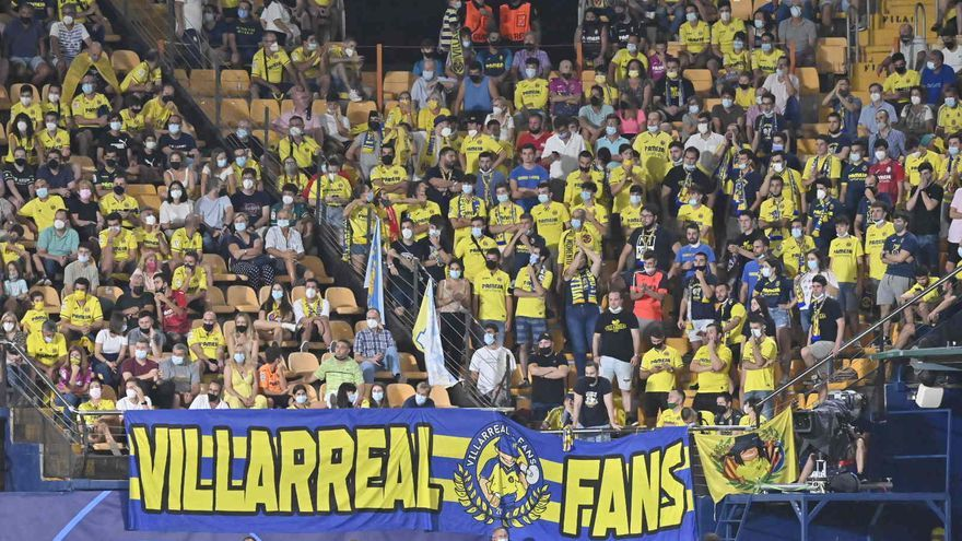 ¿Cuántos aficionados podrán entrar a ver los partidos del Villarreal ahora?