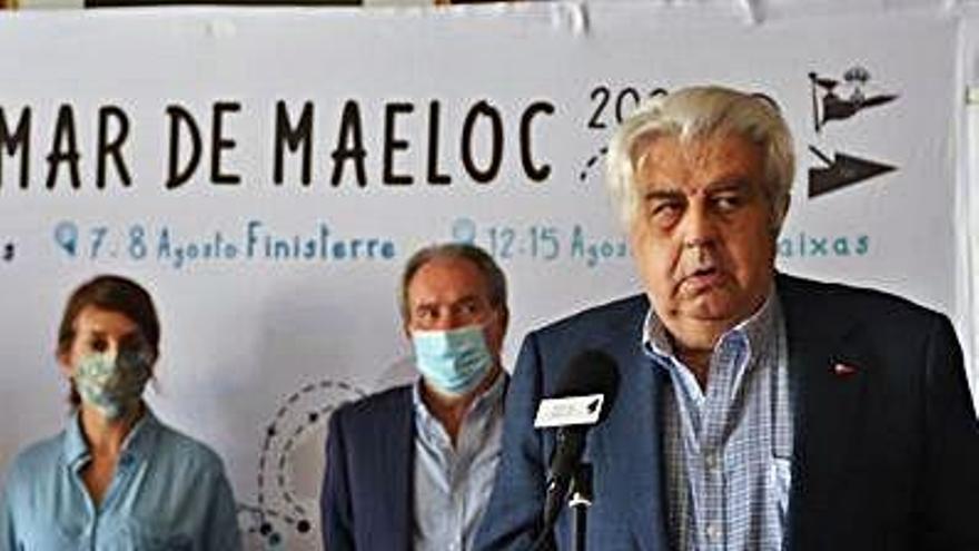 Mar de Maeloc vuelve a unir tres regatas históricas
