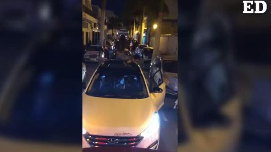 Fiesta multitudinaria de la comunidad dominicana en Lanzarote