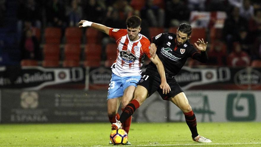 Jordi Calavera llega esta tarde a Gijón para cerrar su incorporación al Sporting