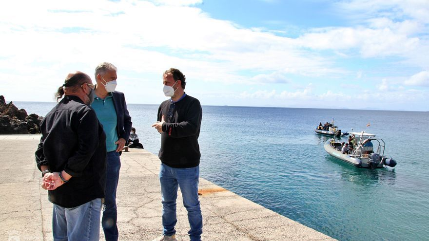 """El rodaje de la serie """"Bienvenidos a Edén"""" llega a Puerto del Carmen"""