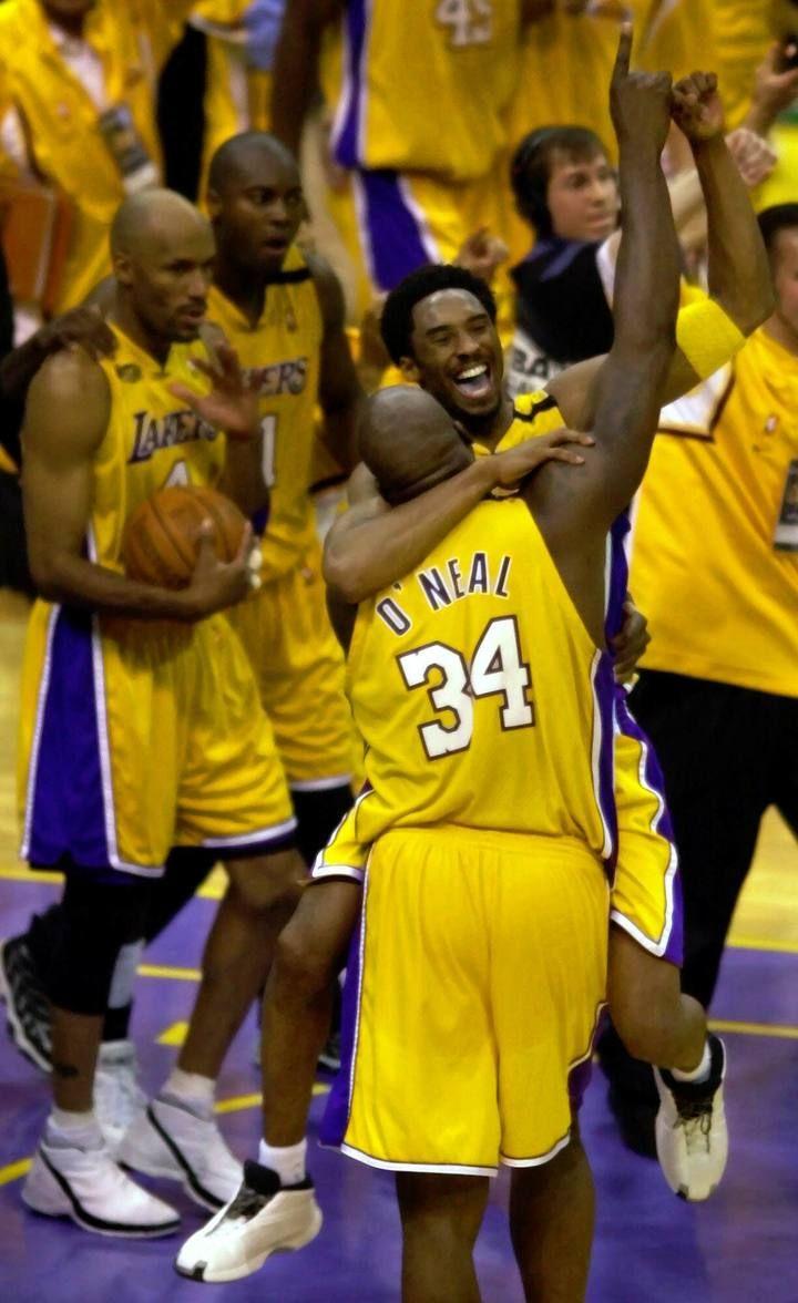 La carrera de Kobe Bryant, en imágenes