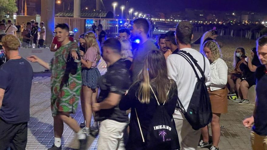 Hoteliers an der Playa de Palma wollen Party-Tourismus loswerden