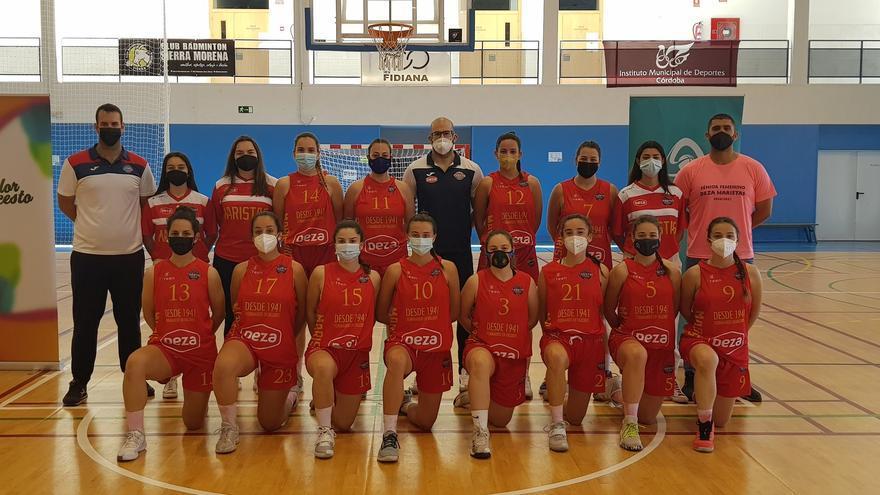 El Deza Maristas logra su tercera corona provincial de baloncesto de la temporada