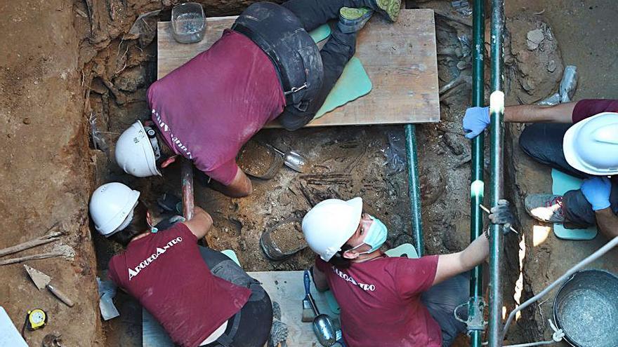 Llíria busca a los familiares de dos fusilados enterrados en la fosa 126 de Paterna