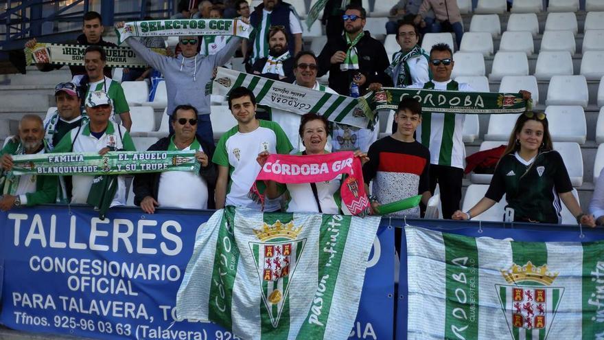 El Córdoba CF cae con justicia en Talavera (2-1)