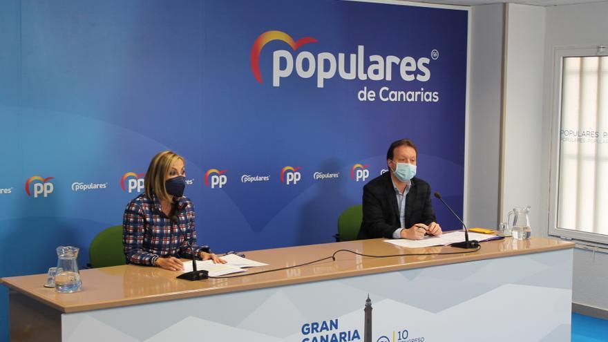 """El PP acusa al Gobierno de borrar """"por arte de magia"""" 42.000 pacientes de las listas de espera"""
