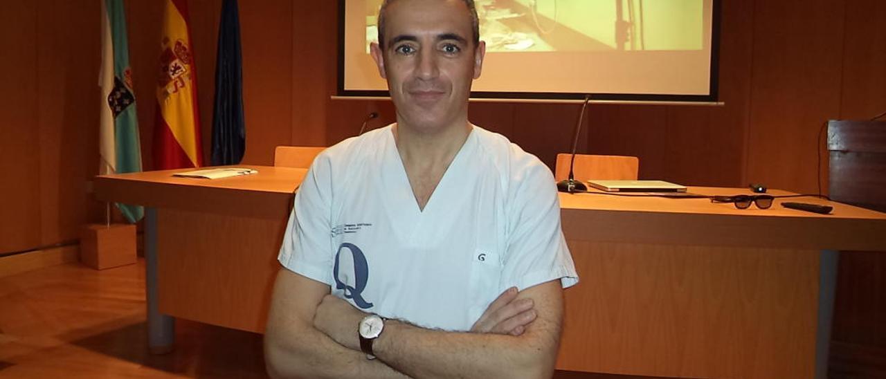 Un doctor pontevedrés entre los 50 mejores médicos del sector privado de España